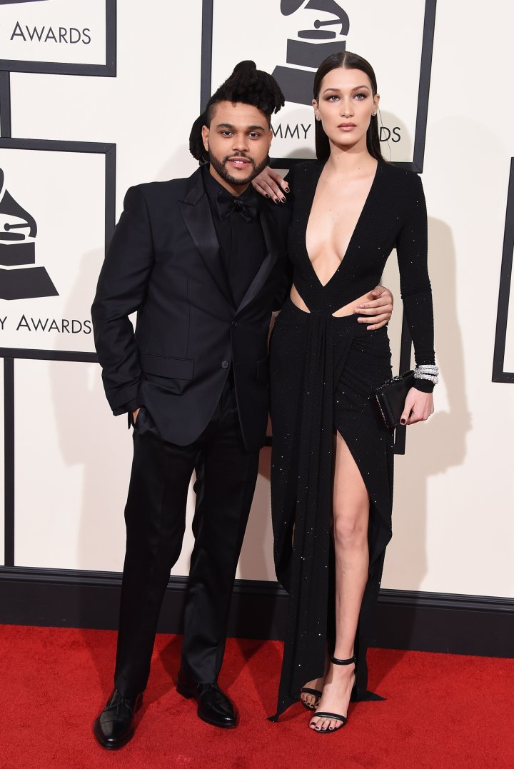 We're here for this couple! The Weeknd and Bella Hadid
