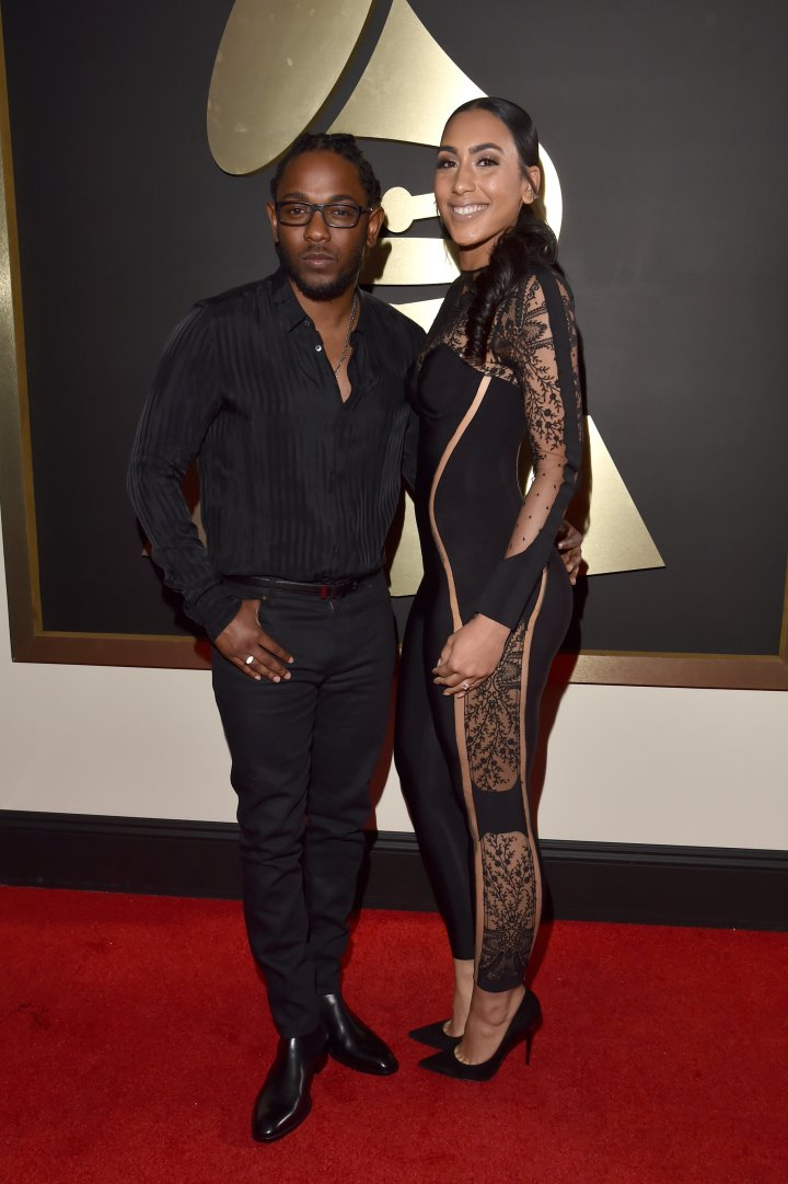 Kendrick Lamar just won the first award of the night.