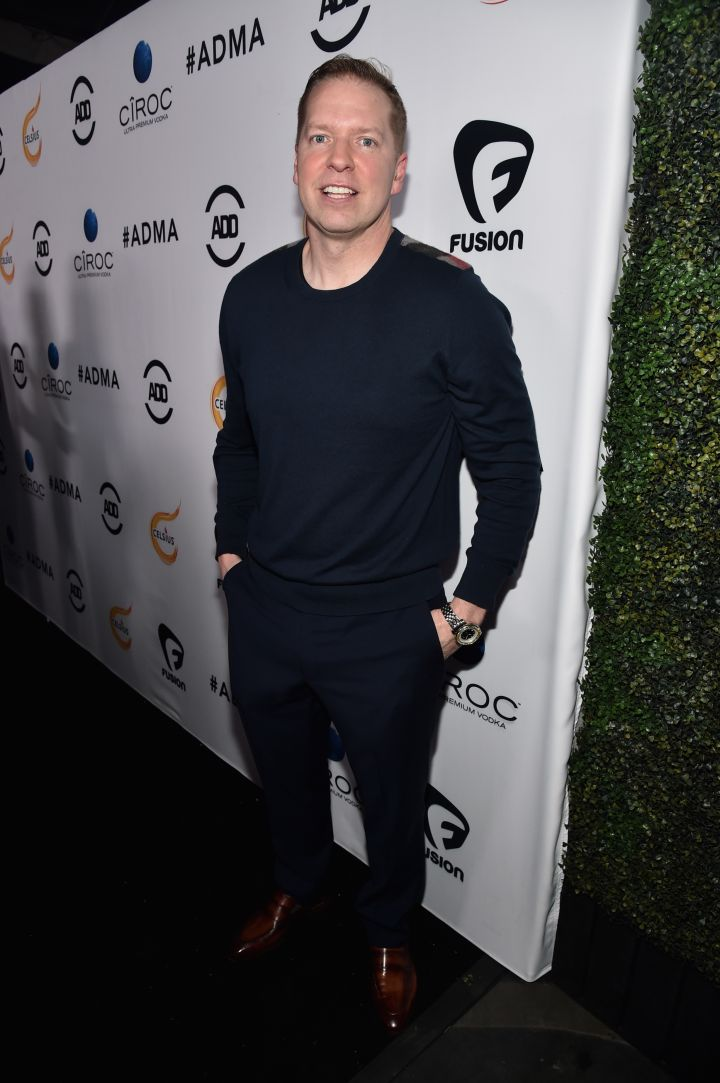 Comedian Gary Owen came out to support Russell Simmons' All Def Digital.