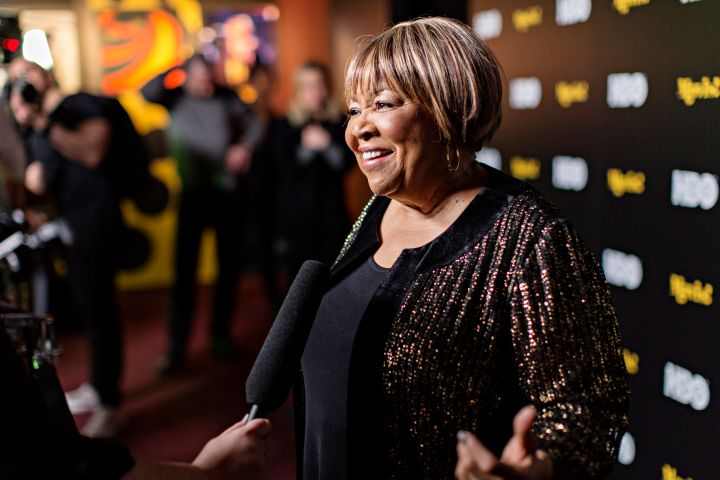"Mavis Staples At HBO's ""MAVIS!"" Premiere In New York City."