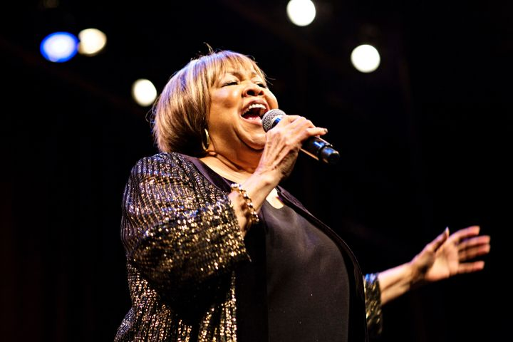 "Mavis Staples Performing New Music At HBO's ""MAVIS!"" Premiere In New York City."