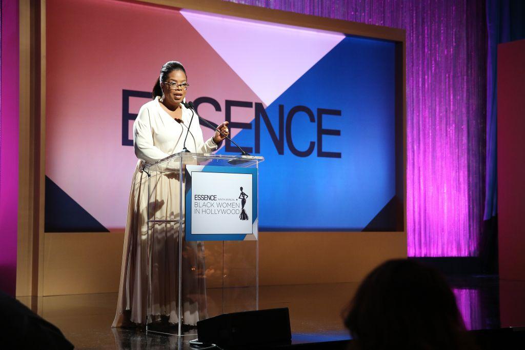 2016 ESSENCE Black Women In Hollywood Awards Luncheon - Inside
