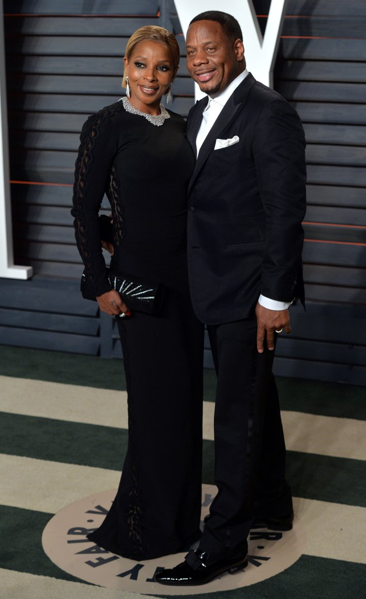 Mary J. Blige and her husband, Kenzo, are still going strong.