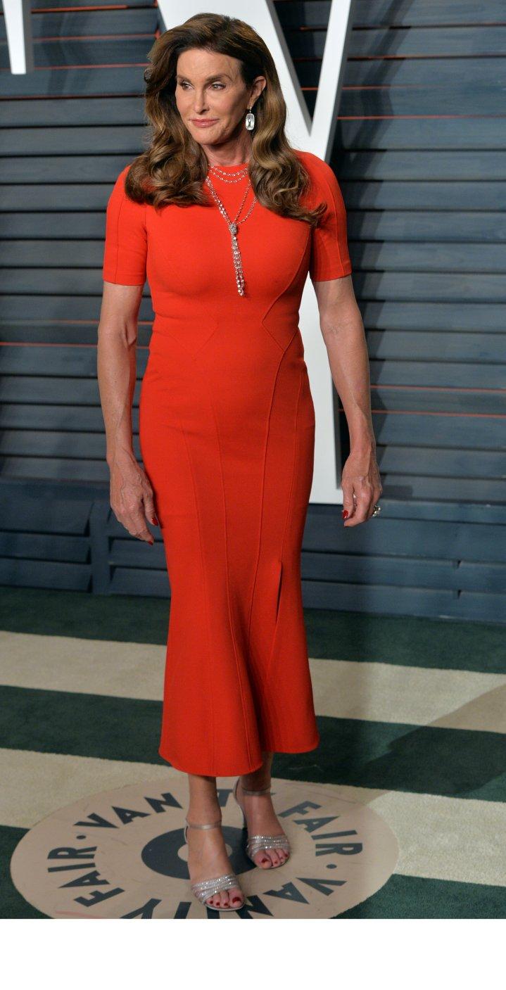 Caitlyn Jenner was on the scene in full glam.