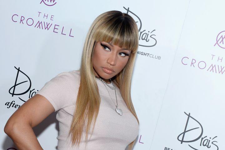 "Nicki Minaj (April 27, 2009) ""I was FINALLY convinced to get on Twitter. Follow me guys!"""