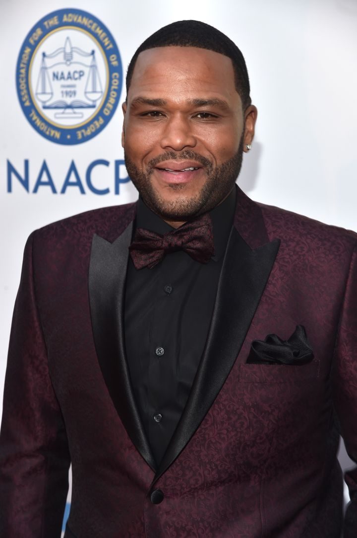 "Today, Anderson is the star of ABC hit series ""Black-ish"" and recently hosted the 2016 NAACP Image Awards."