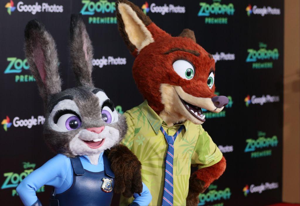 Walt Disney Animation Studios' 'Zootopia' Premiere - Arrivals
