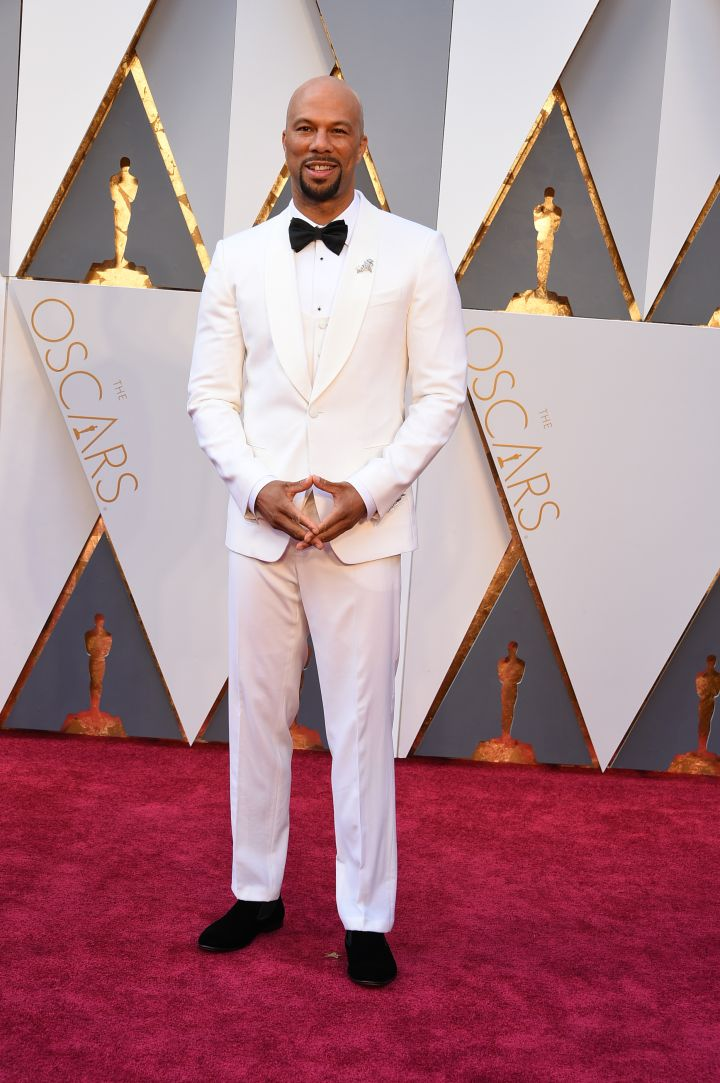 Common is now an Oscar-winning rapper and successful actor. He's come a long way from the Chi.
