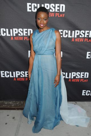 Danai Gurrira - Eclipsed opening night