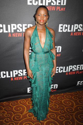 Lupita Nyong'oEclipsed opening night