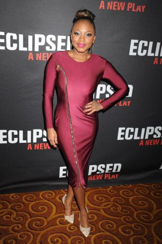 Naturi Naughton - Eclipsed opening night