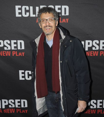 John Turturro - Eclipsed opening night