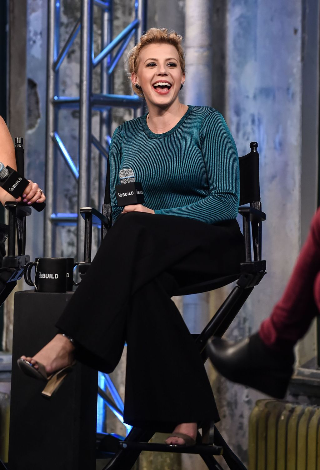 AOL Build Speakers Series - Candace Cameron Bure, Jodie Sweetin, Andrea Barber and Jeff Franklin, 'Fuller House'