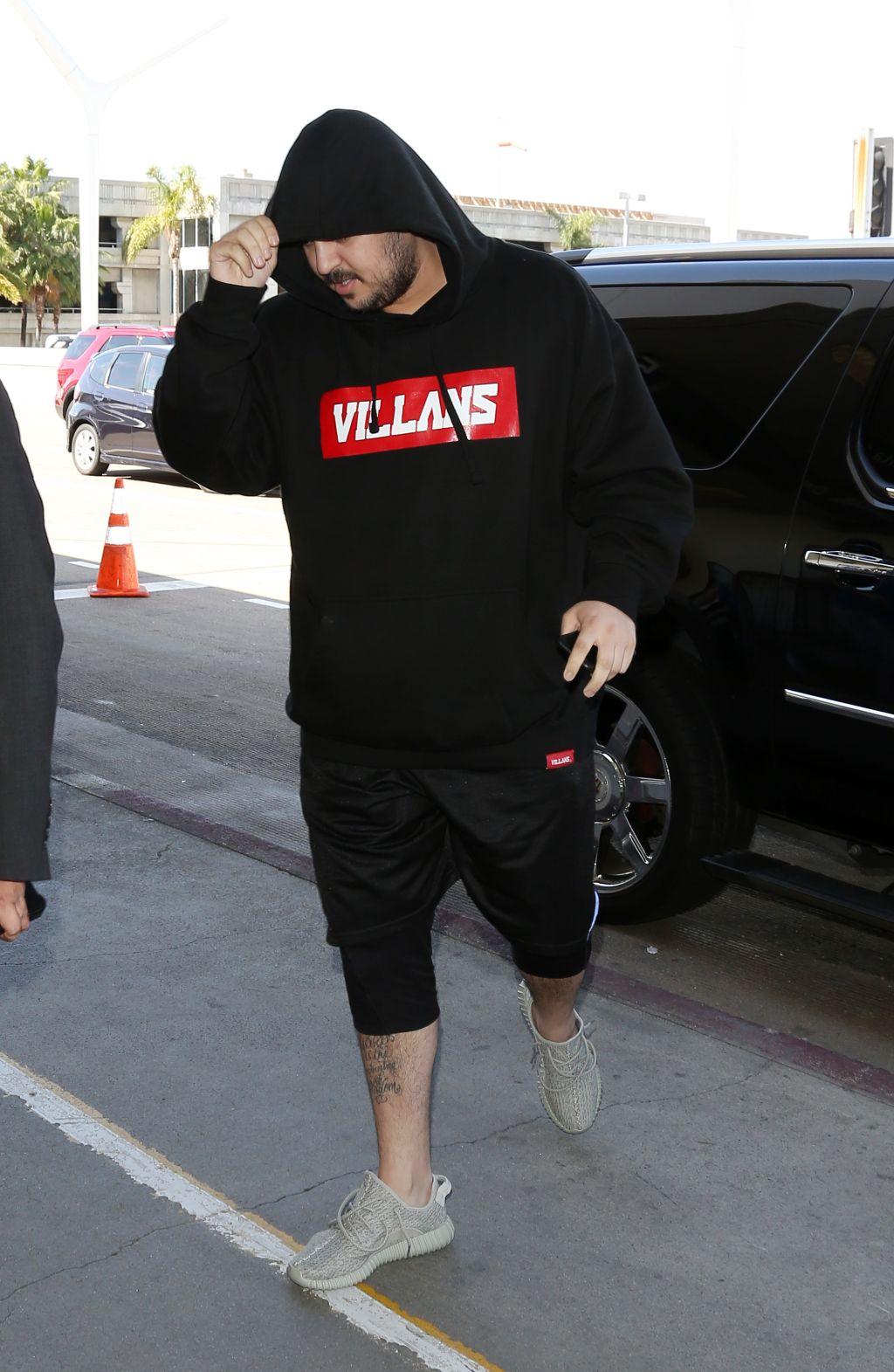 Rob Kardashian,