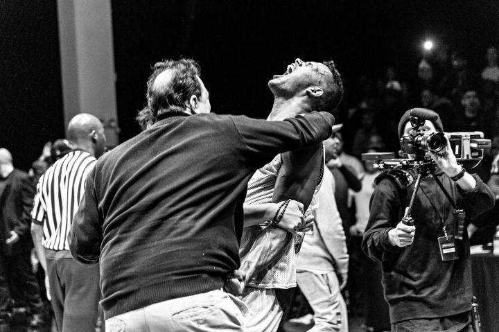 #Fightball Tournament In New York City
