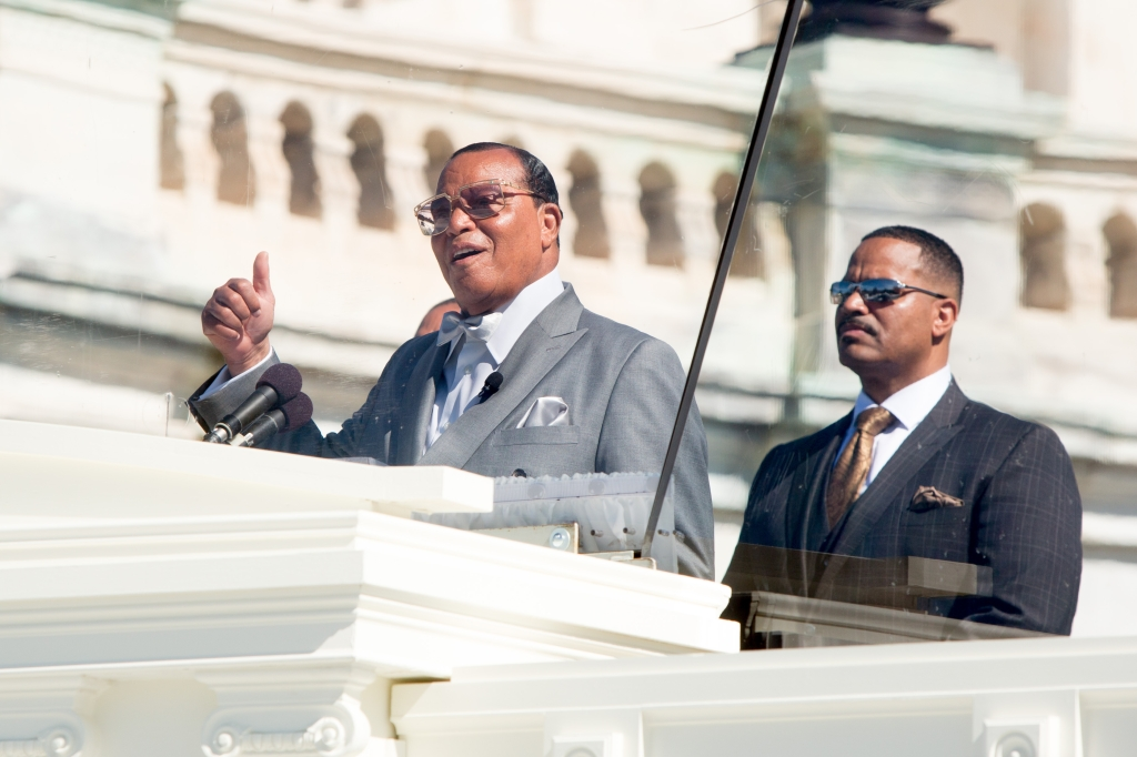 Million Man March Holds 20th Anniversary March In D.C.