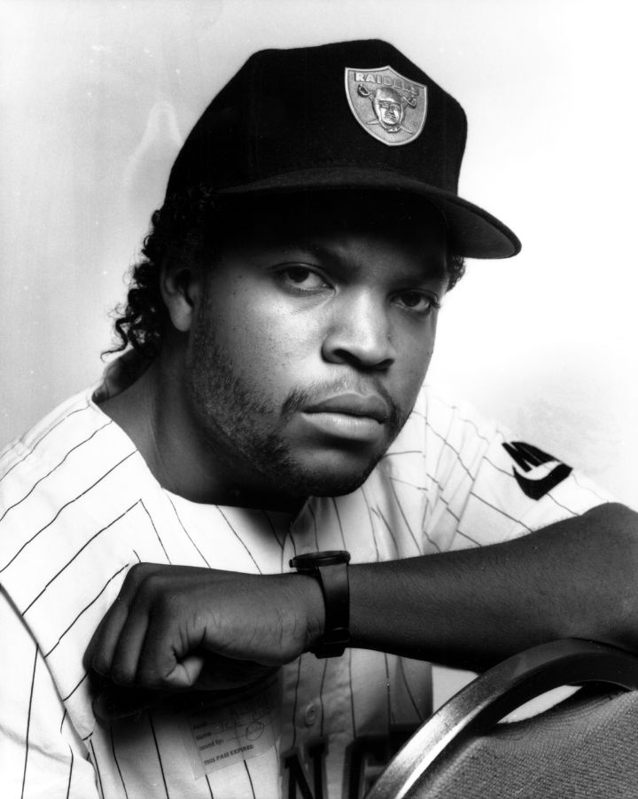 Ice Cube hit the scene in the late '80s as one-fourth of the world's most dangerous rap group, N.W.A.