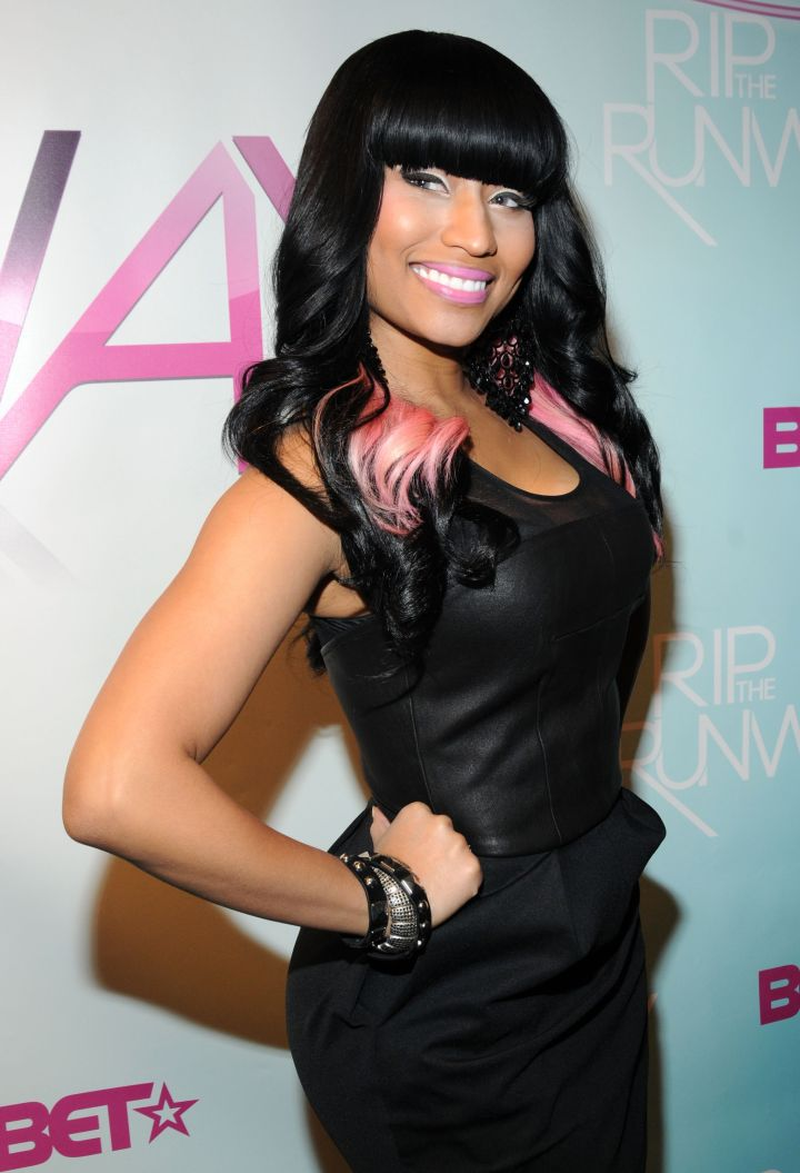 Nicki Minaj's pink wig and curves gave us all whiplash when the Young Money rapper hit the scene in 2009.
