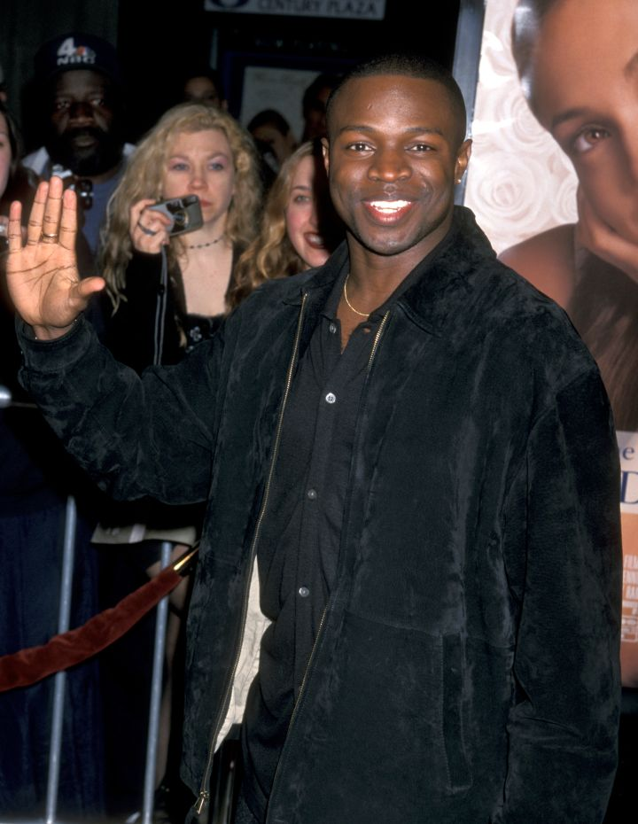 "Sean Patrick Thomas won everyone's hearts as the guy who taught Julia Stiles how to dance in 2001's ""Save The Last Dance."""