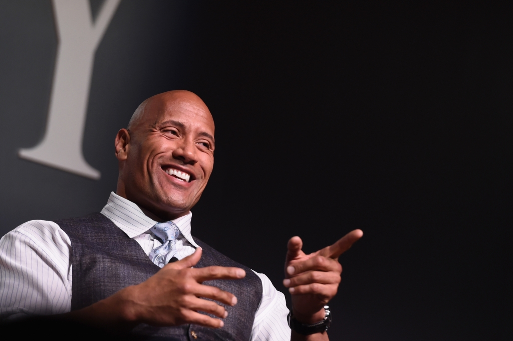The Fast Company Innovation Festival - The Next Intersection For Hollywood With William Morris Endeavor's Ari Emanuel And Patrick Whitesell And Dwayne 'The Rock' Johnson