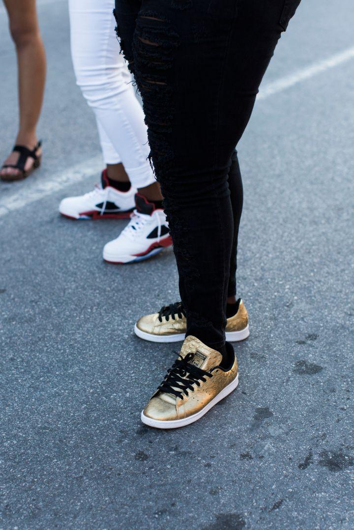 """adidas Stan Smith """"Metallic Gold"""""""