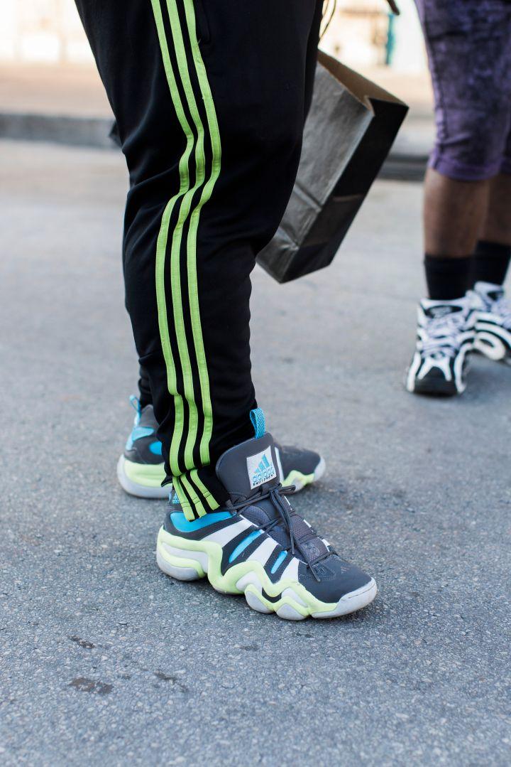 "adidas ""Crazy 8"""