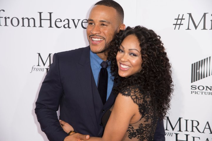 Meagan Good and preacher DeVon Franklin abstained until marriage.