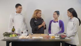 Chef huda nissan rouge video 1