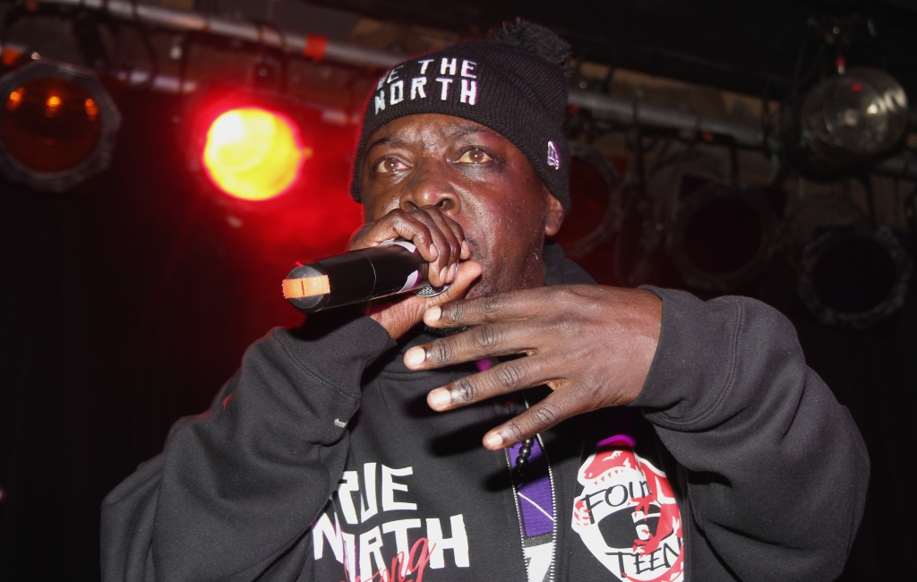 Phife Dawg Performs At Tattoo