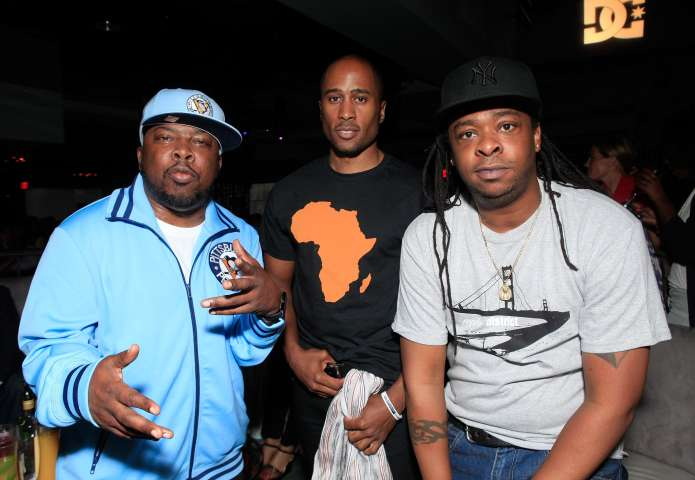 2011 Los Angeles Film Festival - 'Beats Rhymes And Life: The Travels Of A Tribe Called Quest' - After Party