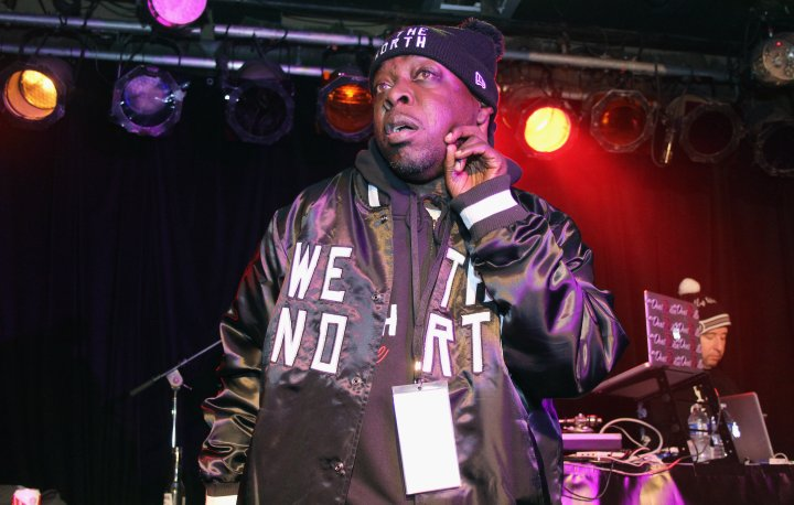 Phife Dawg performs for the #BigTicket showcase at Tattoo on February 6, 2015 in Toronto, Canada.