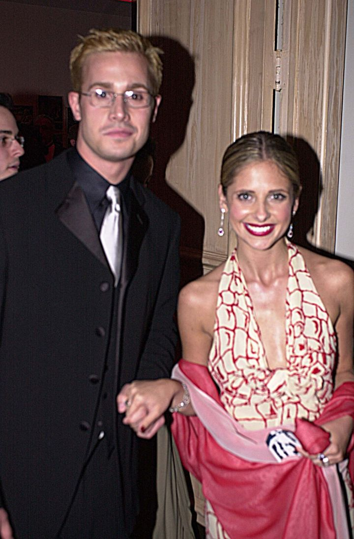 """Sarah Michelle Gellar and Freddie Prinze Jr. were the """"It"""" couple of the '90s."""