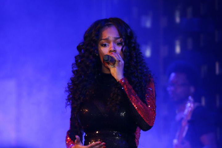 Teyana Taylor In Concert - New York, NY