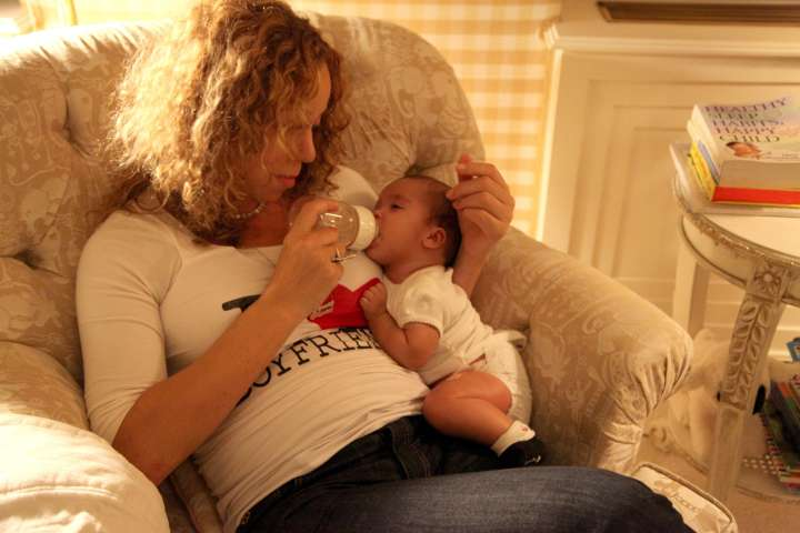 Mariah Carey and Nick Cannon Debut Their Twins in Celebration of The Fresh Air Fund's Camp Mariah