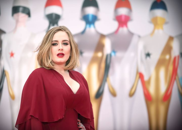 Adele once admitted that anxiety attacks keep her from playing large festivals and arenas.