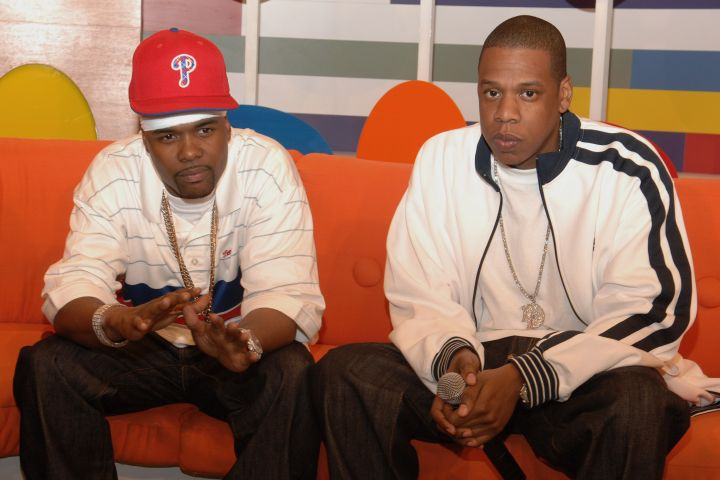 Jay Z introduced Memphis Bleek to the world on 106.