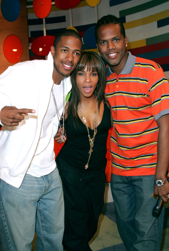 Nick Cannon before he was the busiest man in entertainment.