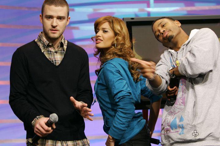 Justin Timberlake brought sexy back to 106.