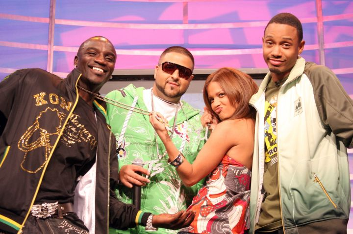 DJ Khaled and Akon dropped some major keys.