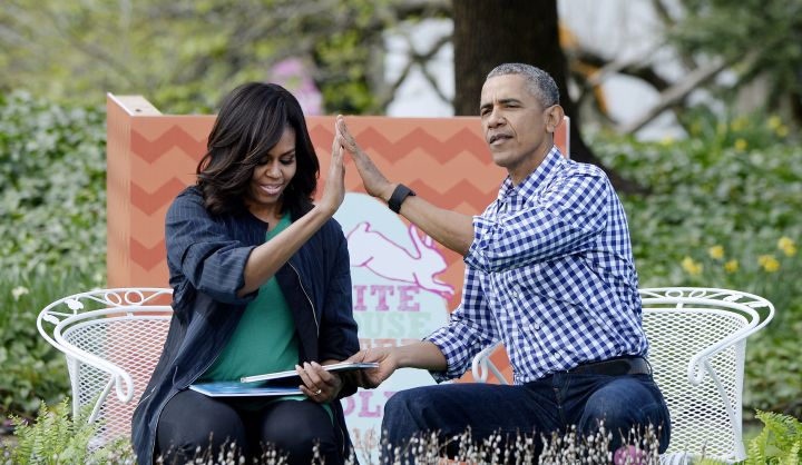 President Obama Hosts White House Easter Egg Roll