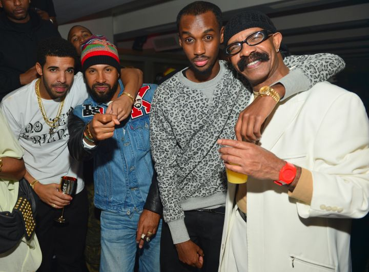 With his woes.
