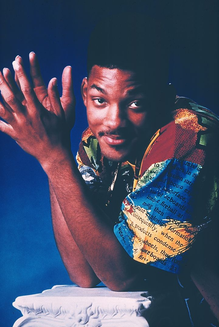 Will Smith In The 90s
