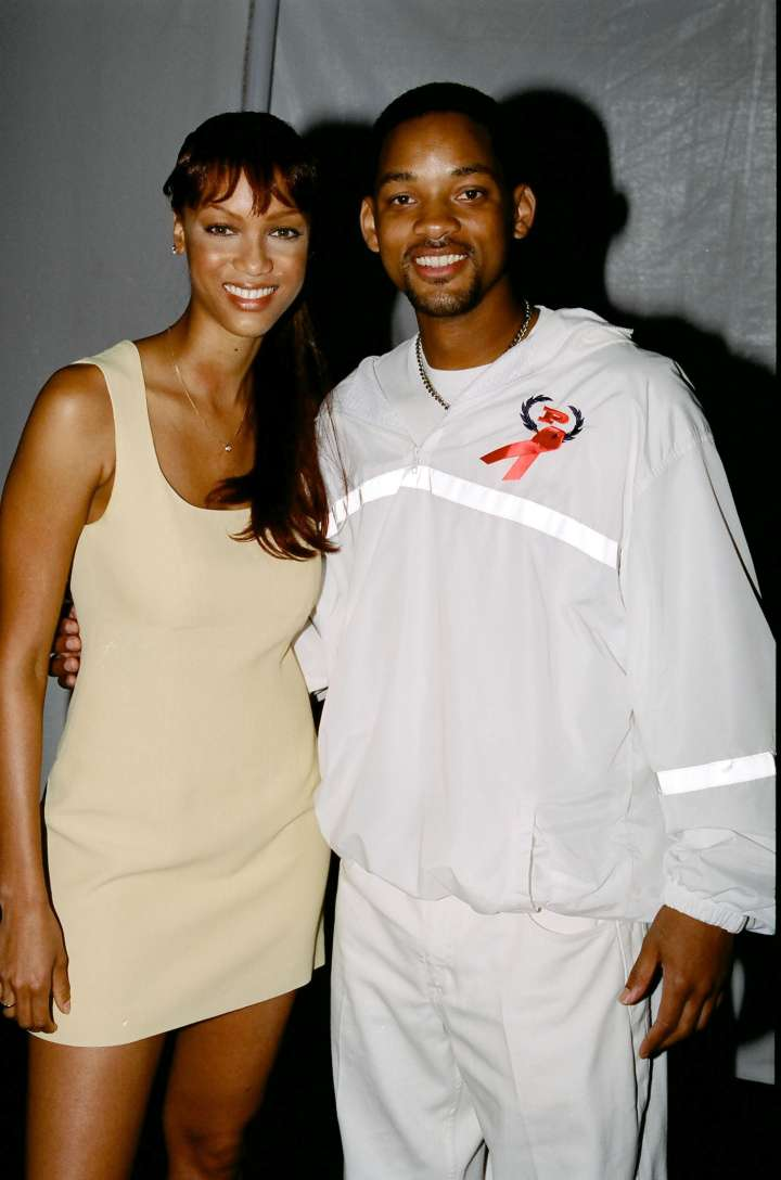 """Remember when Tyra Banks was on """"The Fresh Prince of Bel-Air""""?"""