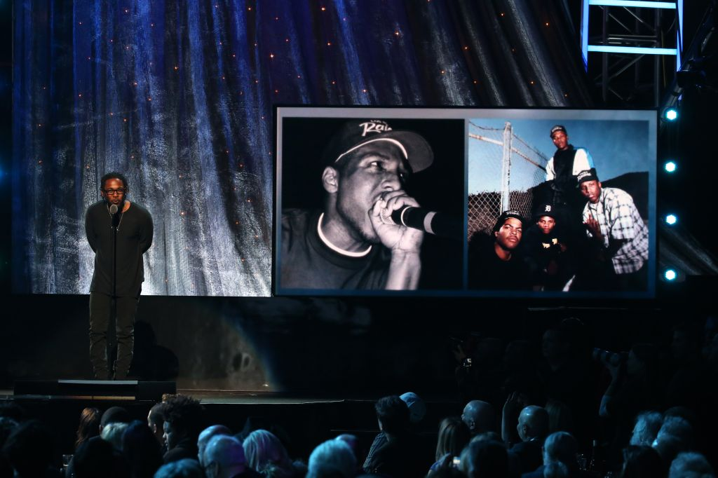 31st Annual Rock And Roll Hall Of Fame Induction Ceremony - Show
