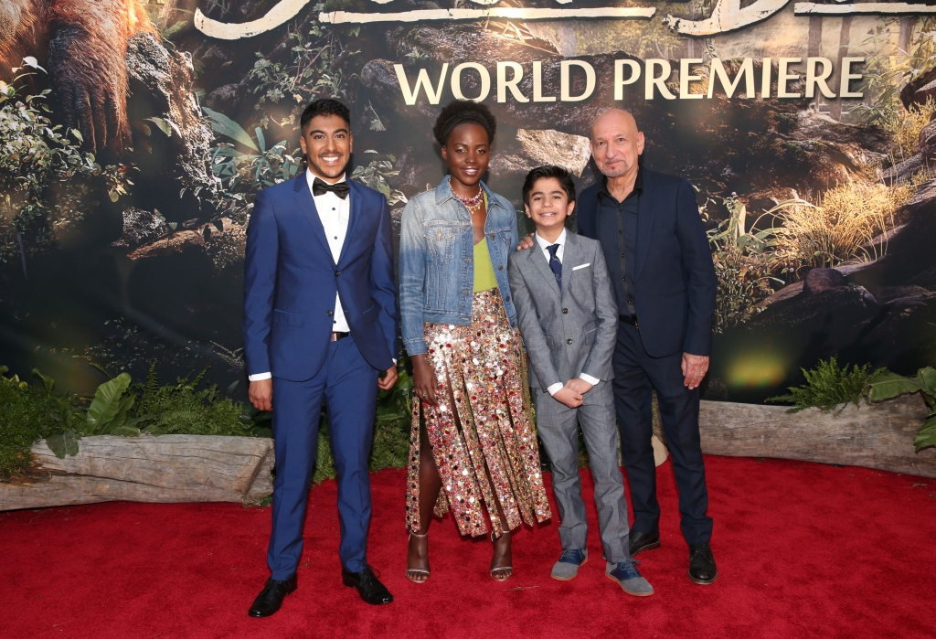 Premiere Of Disney's 'The Jungle Book' - Red Carpet