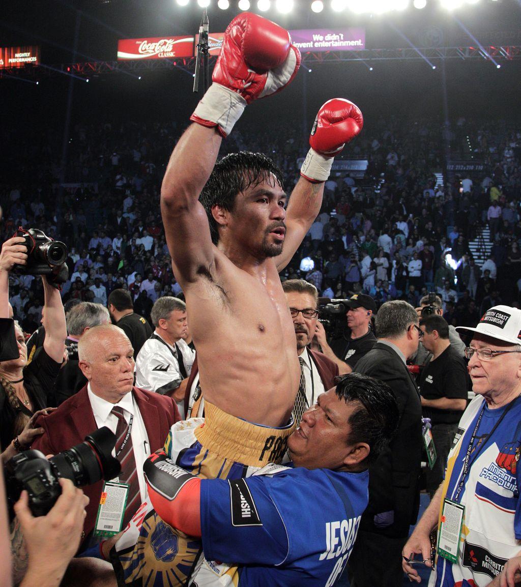 BOX-WBO-WELTERWEIGHT-PACQUIAO-BRADLEY-FIGHT