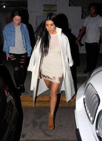 Celebrity Sightings In Los Angeles - February 24, 2016