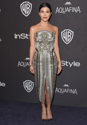 2016 InStyle And Warner Bros. 73rd Annual Golden Globe Awards Post-Party