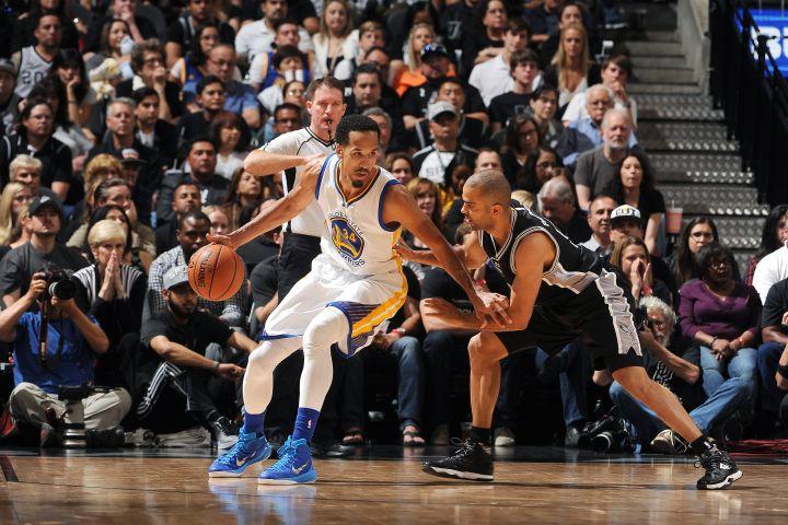Golden State Warriors v San Antonio Spurs