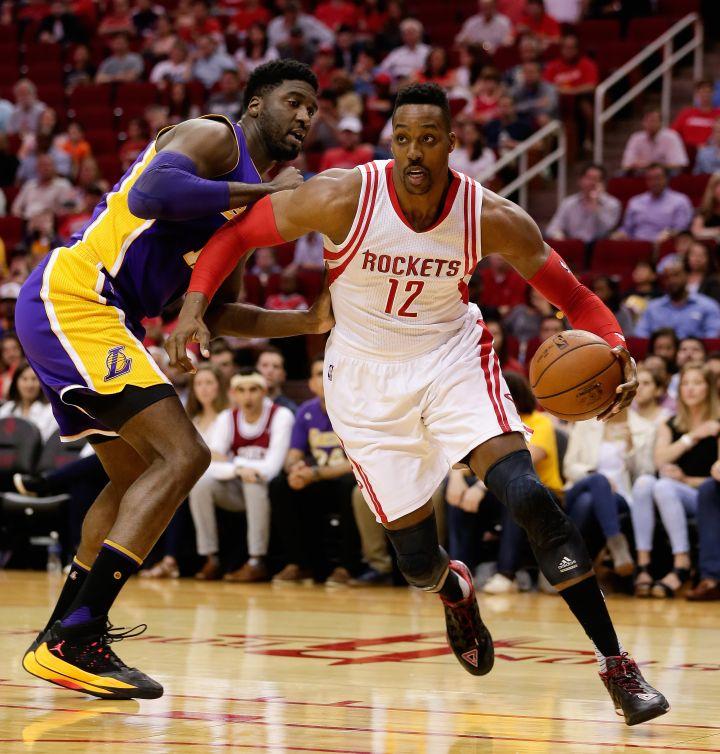 Dwight Howard (Houston Rockets)